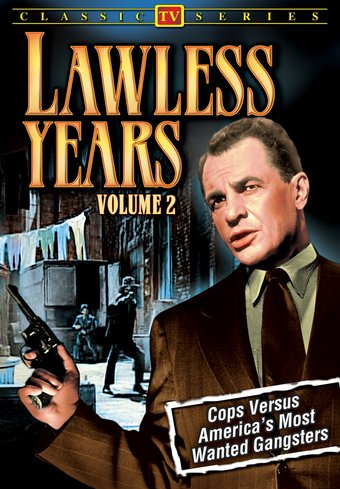 Lawless Years - Volume 2