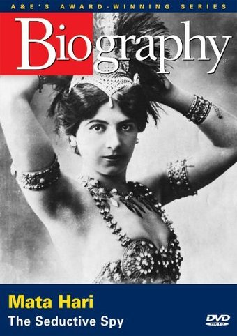 Mata Hari: The Seductive Spy