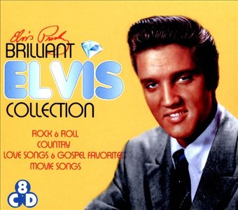 Brilliant Elvis Collection (8-CD)