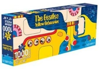 Yellow Submarine: 1000-Piece Slim Puzzle