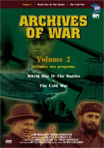 Archives of War - The Battles & The Cold War