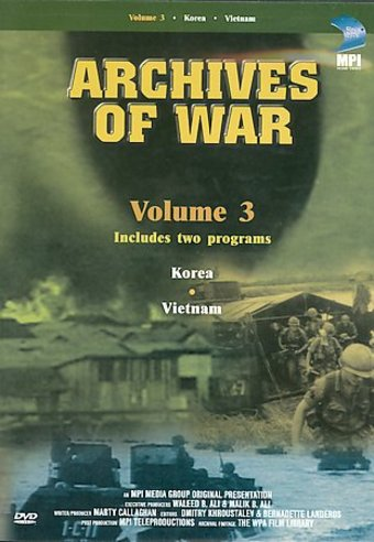 Archives of War - Korea & Vietnam (Volumes Five &