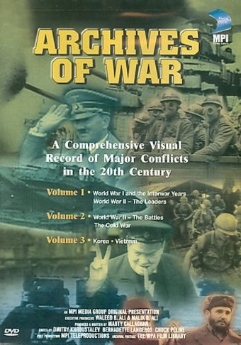 Archives of War - Set (3-DVD)