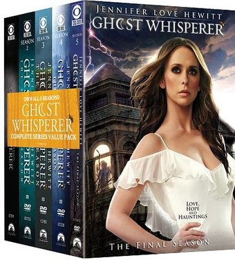 Ghost Whisperer - Complete Series (29-DVD)