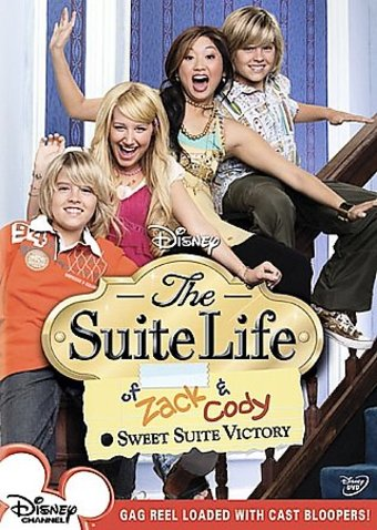 Suite Life of Zack and Cody - Sweet Suite Victory