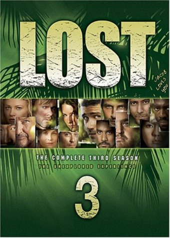 Lost - Complete 3rd Season (7-DVD)