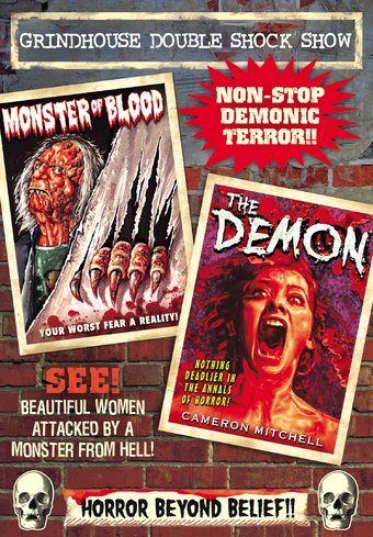 Grindhouse Double Shock Show - The Demon /