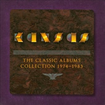 The Classic Albums Collection 1974-1983 (11-CD
