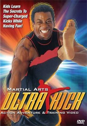 Ultra Kick: Martial Arts Action Adventure &