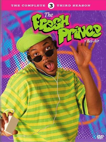 Fresh Prince of Bel-Air - Complete 3rd Season