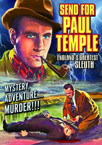 "Send for Paul Temple - 11"" x 17"" Poster"