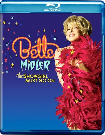 Bette Midler: The Showgirl Must Go On (Blu-ray)