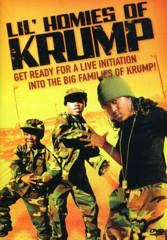 Lil' Hommies of Krump