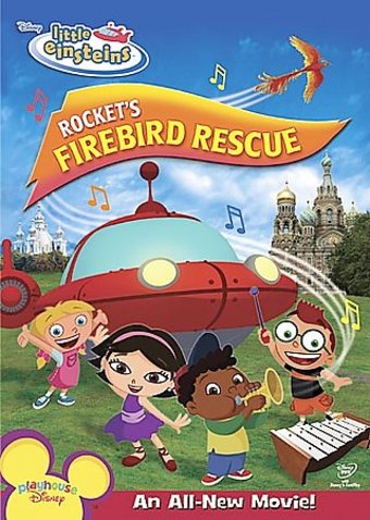 Rocket's Firebird Rescue