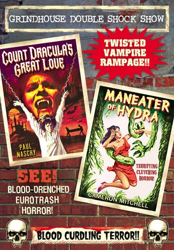 Grindhouse Double Feature: Count Dracula's Great