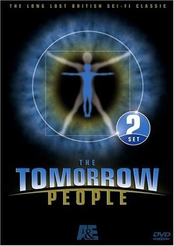 Tomorrow People - Set 2 (4-DVD)