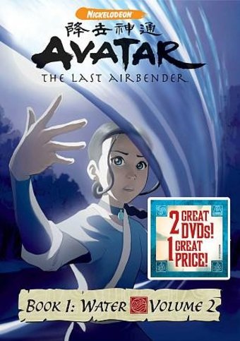 Avatar - The Last Airbender: Book 1 - Water,