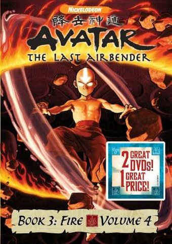 Avatar: The Last Airbender - Book 3: Fire,