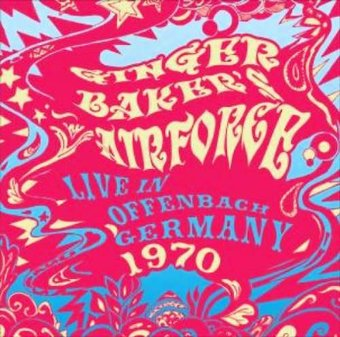 Live in Offenbach Germany 1970 (2-CD)