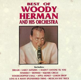 The Best of Woody Herman [Curb / Capitol]