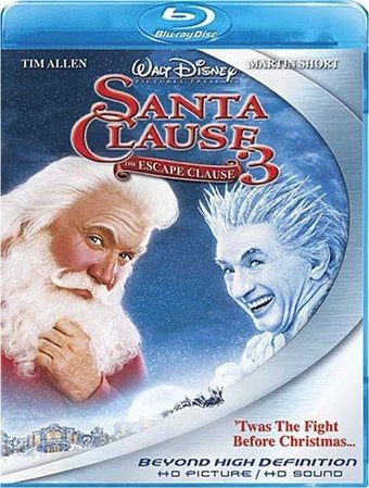 The Santa Clause 3: The Escape Clause (Blu-ray)