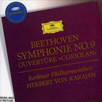 Beethoven: Symphony No. 9 (Originals Series)