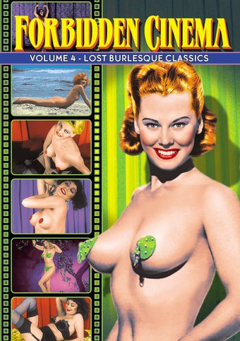 Volume 4: Lost Burlesque Classics