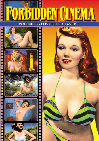 Forbidden Cinema, Volume 5: Lost Blue Classics