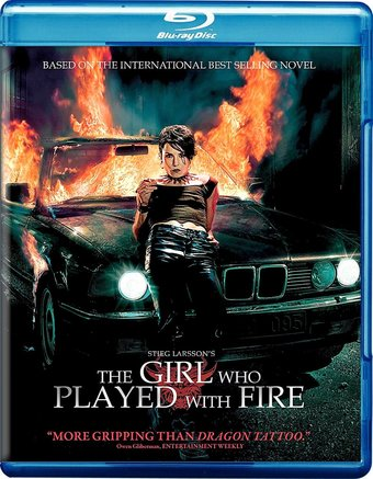 The Girl Who Played with Fire (Blu-ray)