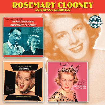 Date With The King (with Benny Goodman) / On