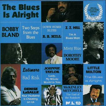 The Blues Is Alright, Volume 1