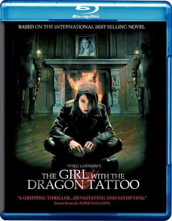 The Girl with the Dragon Tattoo (Blu-ray)
