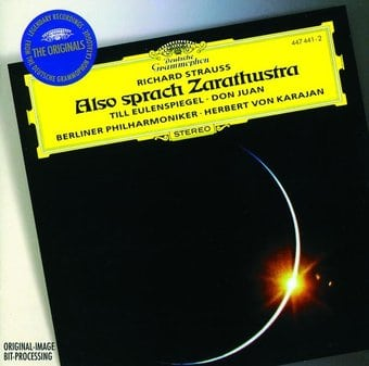 Strauss: Also Sprach Zarathustra, Don Juan /