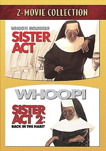 Sister Act / Sister Act 2 (2-Movie Collection)