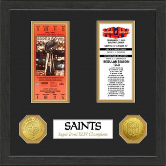 New Orleans Saints - Super Bowl Championship