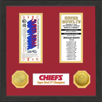 Football - Kansas City Chiefs - Super Bowl
