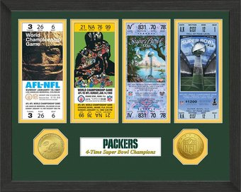 Green Bay Packers - Super Bowl Championship