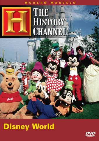 History Channel: Modern Marvels - Walt Disney