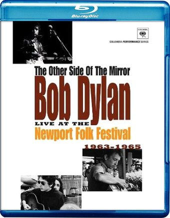The Other Side of the Mirror (Blu-ray)