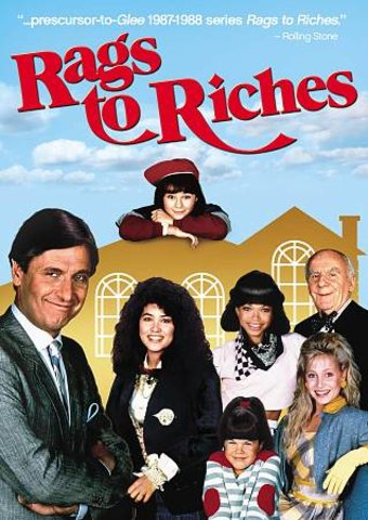 Rags to Riches - Complete Series (5-DVD)