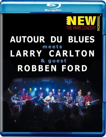 Autour de Blues Meets Larry Carlton & Guest