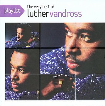 Playlist The Very Best Of Luther Vandross Cd 2009