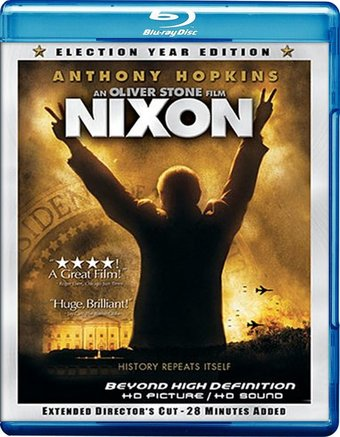Nixon (Blu-ray, 2-Disc Set, Election Year