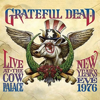 Live At The Cow Palace - New Years Eve 1976 (5-LP