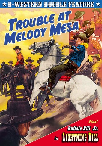 Trouble at Melody Mesa (1949) / Lightning Bill