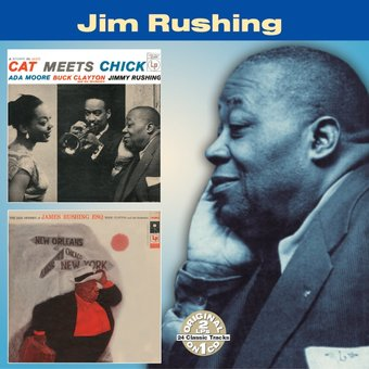 Cat Meets Chick (A Story In Jazz) / Jazz Odyssey