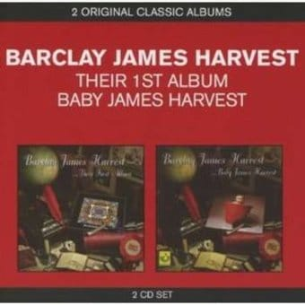 Their 1st Album / Baby James Harvest (2-CD)