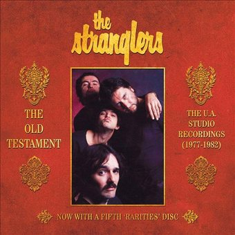 The Old Testament (The U.A. Studio Recordings