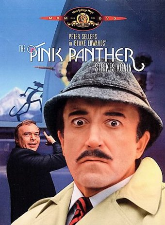 The Pink Panther - The Pink Panther Strikes Again