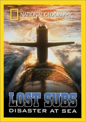 National Geographic - Lost Subs